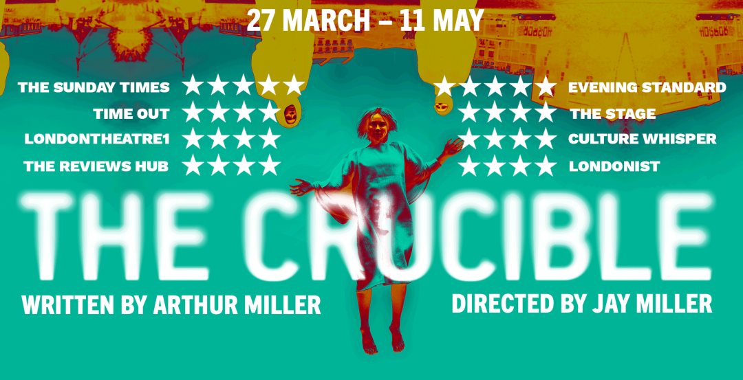 The Crucible – The Yard Theatre